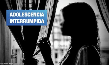 Tacna: Ser madre a los 13 años y escolar con sueños sin resolver