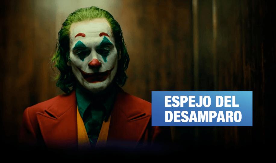 Joker: El día que el payaso lloró, por Mónica Delgado