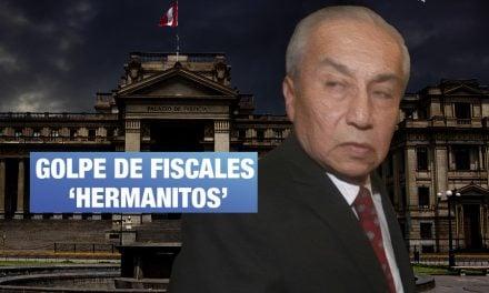 Chávarry, Rodríguez y Gálvez apartan a fiscal de  investigación a 'Los Cuellos Blancos'