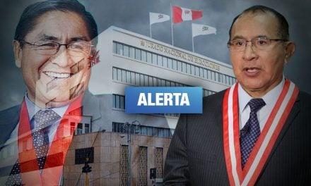 Elección del Congreso estará a cargo de presidente del JNE investigado por caso Cuellos Blancos