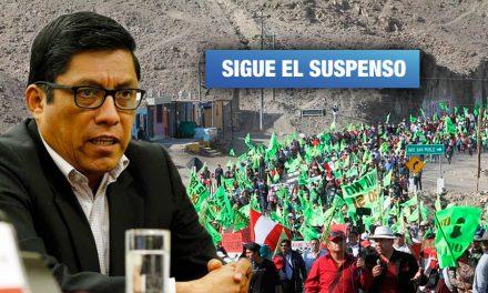 Tía María: Consejo de Minería ratifica licencia pero Ejecutivo dice «no impondrá proyecto»