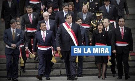 Tren de Lima: Interrogan a exministros de García por firmar decretos a favor de Odebrecht