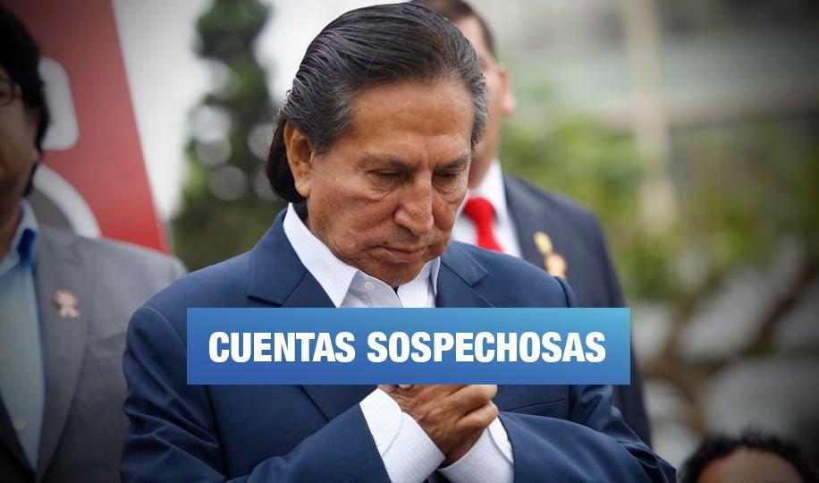Alejandro Toledo: EE.UU. pide confiscar más de US$ 600 mil de cuenta vinculada a expresidente