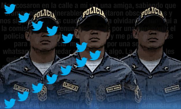 [GRÁFICA] Redes reaccionan tras denuncias contra policías