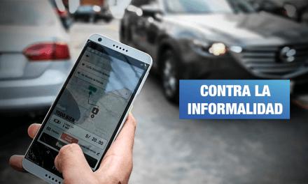 Ministerio Público pide a Indecopi definir sanción a empresas intermediarias de taxi por aplicativo