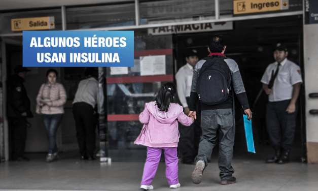 La batalla de los niños con diabetes tipo 1 que luchan por medicamentos diarios