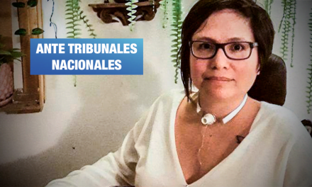 Defensoría asumirá caso de mujer con enfermedad degenerativa que pide muerte digna