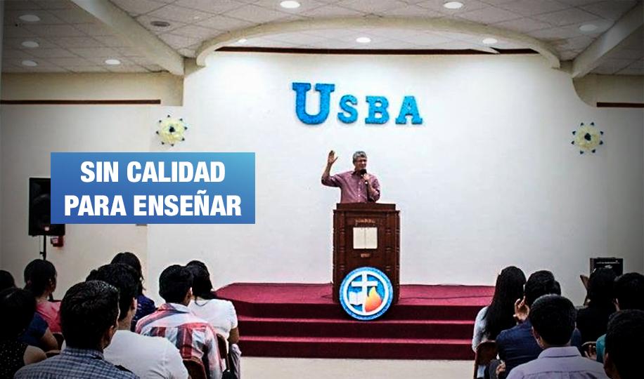 Sunedu niega licenciamiento a universidad vinculada a movimiento evangélico