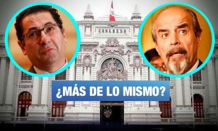 Exparlamentarios del Congreso disuelto en listas para elecciones de 2020