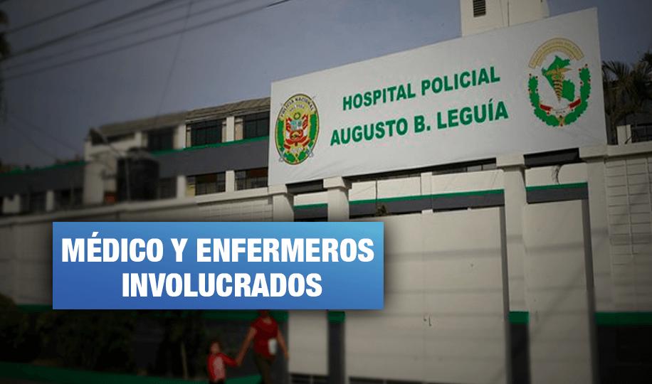 Fiscalía investiga presunta red que cobraba a policías por falsos descansos médicos