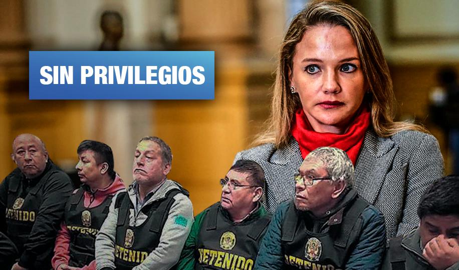 Poder Judicial falla a favor de que Fiscalía investigue a Luciana León
