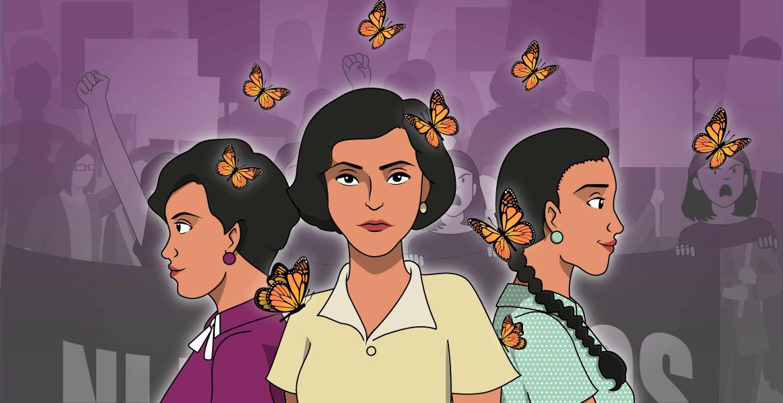 [GRÁFICA] Recordando a 'Las mariposas' Mirabal