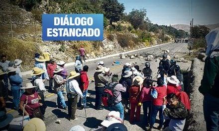 Moquegua: Reinician paro indefinido contra proyecto minero Quellaveco