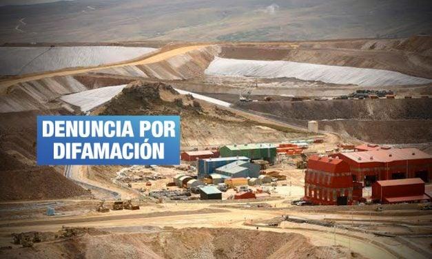Extrabajador de Yanacocha afectado por metales pesados querella a la minera