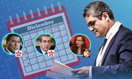 [GRÁFICA]: La lista del fiscal