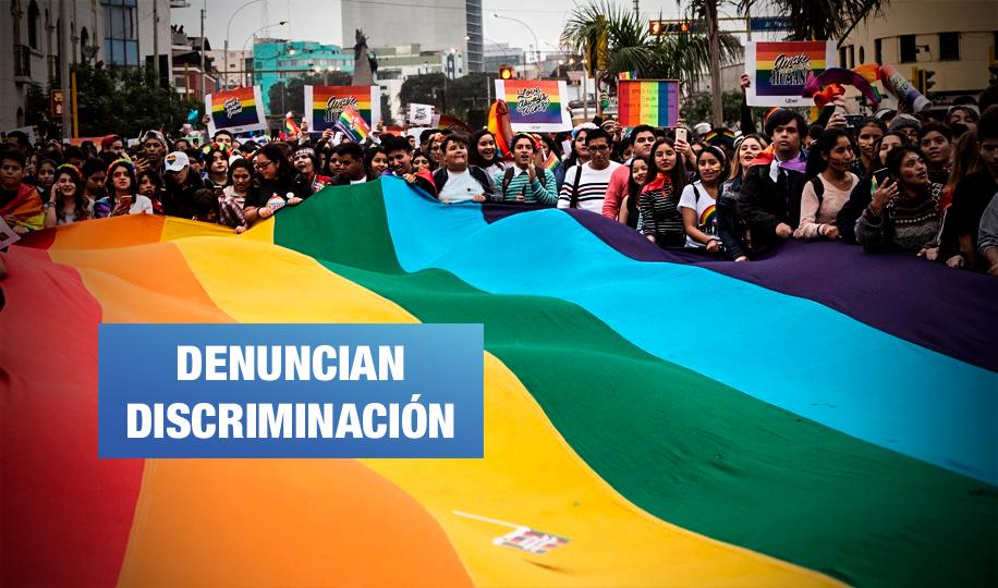 Convocan a plantón contra la homofobia frente a municipio de Los Olivos