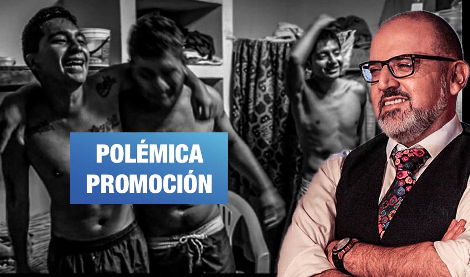 Beto Ortiz en festival de cine ¿Vale todo para el Estado?, por Mónica Delgado