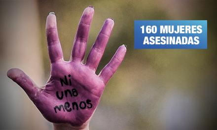 El 2019 registra la cifra más alta de feminicidios de los últimos 10 años