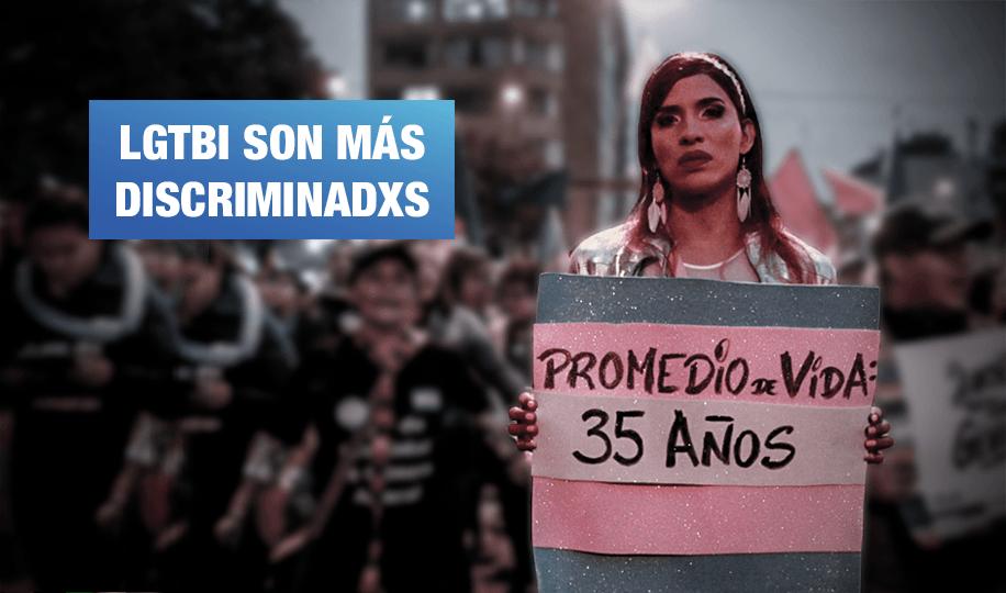 2019: Uno de cada tres peruanos sufre discriminación
