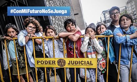 Niños y niñas demandan al Estado peruano por inacción frente al cambio climático