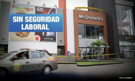 Cierran local de McDonald's tras muerte de dos jóvenes trabajadores