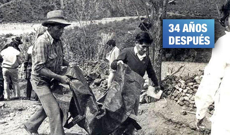 Accomarca: El pueblo que espera la entrega de sus muertos