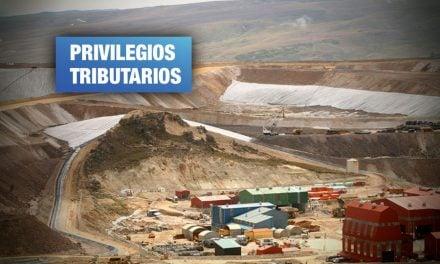 Extienden por 3 años devolución de impuestos a mineras y empresas de hidrocarburos