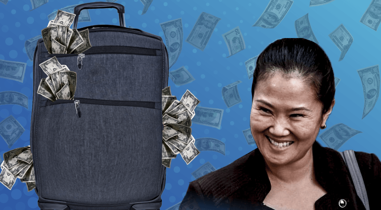 [GRÁFICA] Los aportes que Keiko recibió a escondidas, según Jorge Yoshiyama