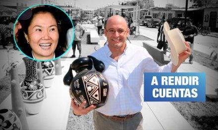 Solicitan información detallada a Dionisio Romero y Credicorp por 'donación' a Keiko