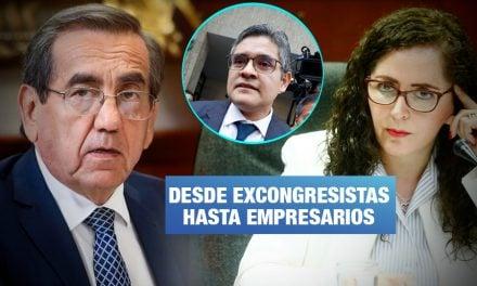 Fiscal Pérez cita a Bartra, Del Castillo y otros 25 testigos por caso de aportes a campaña de Keiko