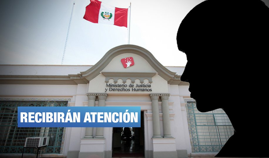 Ayacucho: Minjus asume defensa legal de jóvenes que denunciaron violación