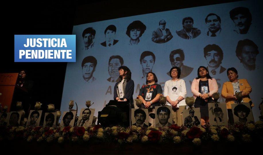 Estado peruano ofrece disculpas públicas a familias de 13 periodistas asesinados