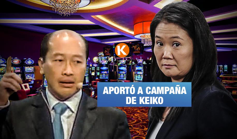 Caso Keiko: Investigan si 'rey de los casinos' recibió favores políticos