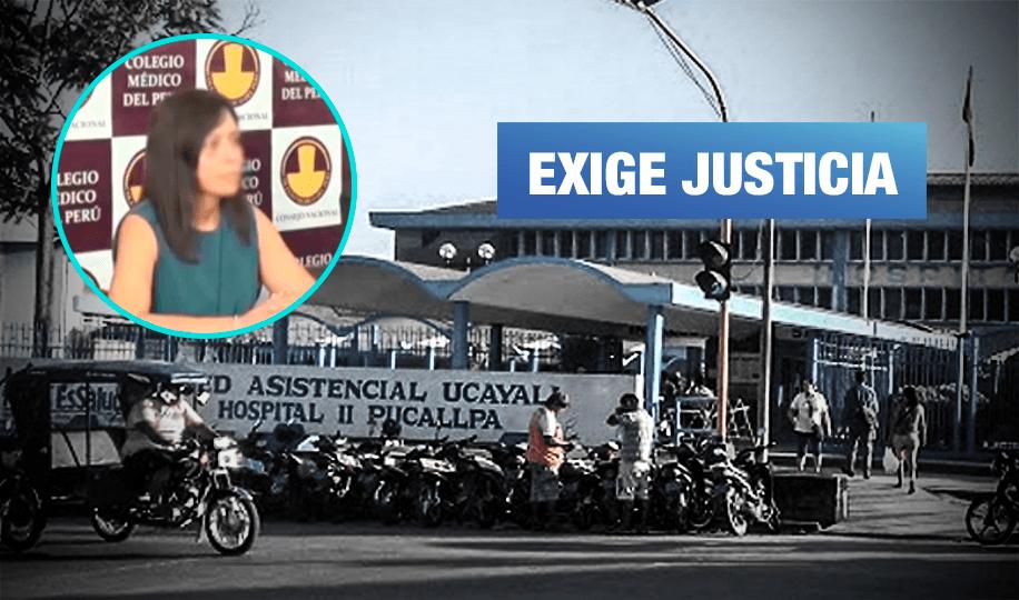 EsSalud: Médica denuncia intento de violación sexual en hospital de Pucallpa