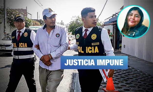 Arequipa: De 9 feminicidios, solo uno no fue tipificado y agresor sería beneficiado