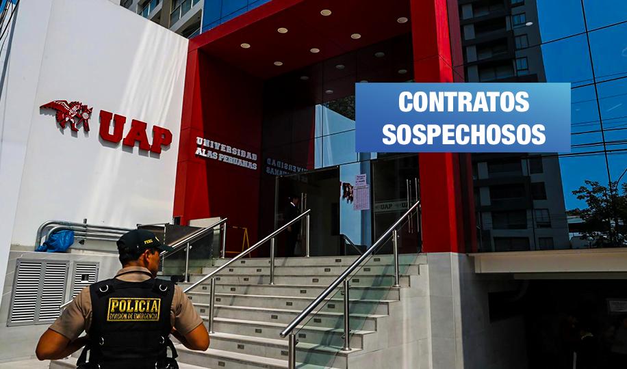 Fondos de la Universidad Alas Peruanas habrían ido para campaña de Keiko