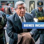 Decomisan vivienda a exministro de Fujimori sentenciado por enriquecimiento ilícito