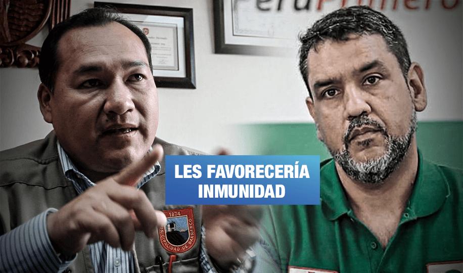Congreso 2020: Investigados por presunta corrupción postulan en listas de Lima