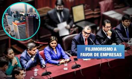 Ley antimonopolio: Informe de Comisión Permanente se opone a regular fusión de empresas