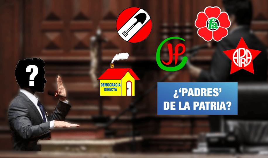 Cajamarca: Sentenciados por demanda de alimentos y violencia postulan al Congreso