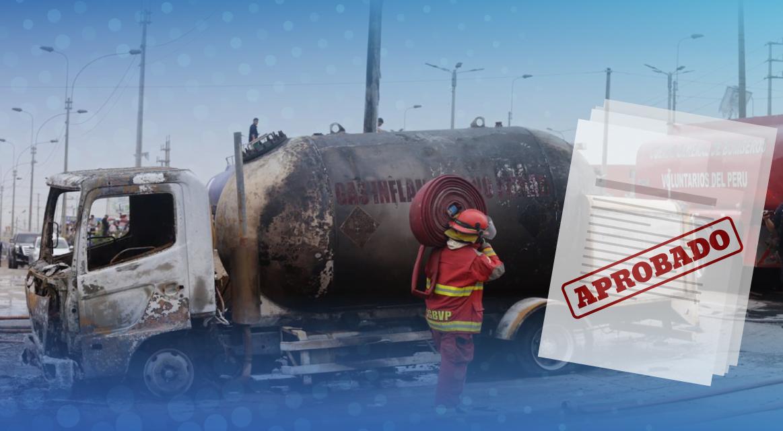 [GRÁFICA]: Transportes inseguros de combustibles