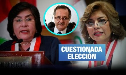 JNJ: Ledesma y Ávalos no fueron consultadas sobre documento que ratifica elección de Falconí