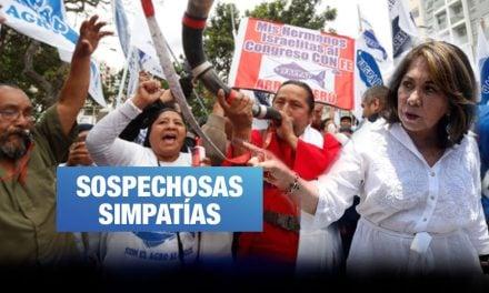 Martha Chávez: «El Frepap es lo que se parece mucho al fujimorismo»