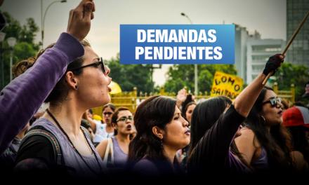 Congreso 2020: Candidatas feministas acuerdan agenda por derechos para la mujer