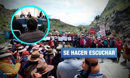 Relator de la ONU se reunió con defensores ambientales criminalizados por el Estado