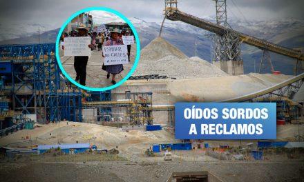 Cusco: Dan visto bueno a estudio de proyecto Coroccohuayco de minera Antapaccay