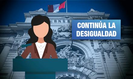 Arequipa: Candidaturas de mujeres al Congreso apenas pasa el 30% de la cuota