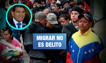 La brigada xenófoba de Morán, por Ana María Vidal