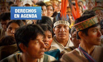 Elecciones 2020: Pueblos indígenas dialogarán con partidos para acordar compromisos