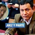 Abogado de excongresista fujimorista ahora es juez que resolverá su caso